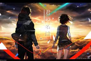 Kimi No Na Wa by YukisakiMAYUI