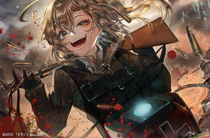 Saga of Tanya the Evil by YukisakiMAYUI