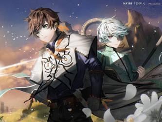 Tales of Zestiria by YukisakiMAYUI