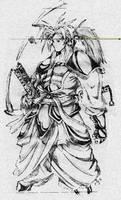 Samurai by gilxion117