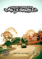 Real Need for Speed Most Wanted by Aparicio94