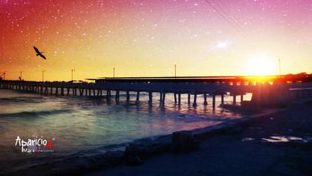 Magical Sunrise. by Aparicio94