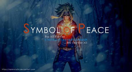 All Might - Boku No Hero Academy by Aparicio94