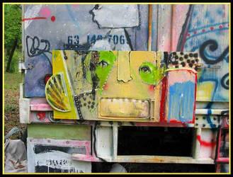 Well Hung Art_2004 by arnoldedmondson