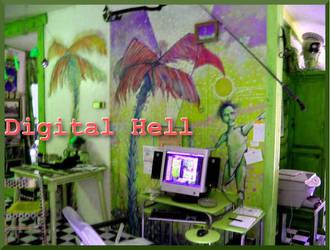Digital Hell by arnoldedmondson