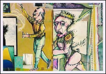 2  'Swamp Juice' by arnoldedmondson