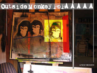 Year of the MonKeY by arnoldedmondson