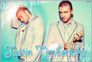 Blend Justin Timberlake by Lovedeep