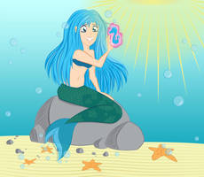 Mermaid by lille-cp