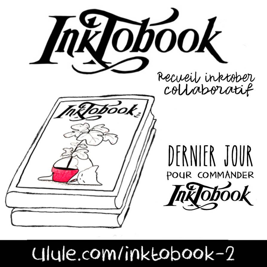 INKTOBOOK - DERNIER JOUR by Ma-n