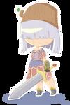 demon slayer child by Shamanique