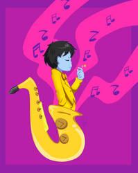 Yellow Velvet Jazz Playlist pic by kuki4982