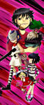 Here is Noodle by kuki4982