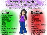 Meet the artist Kuki4982 by kuki4982