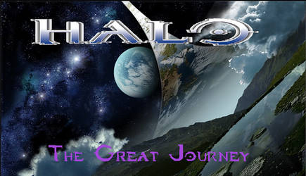 Halo The Great Journey by Spartan30000