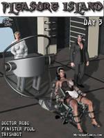 Pleasure Island day 3 by Doctor-Robo