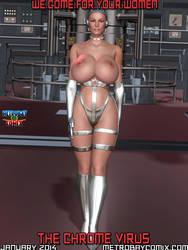 Chrome Virus 2014 promo 2 by Doctor-Robo