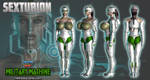 Military Machine Sexturion wallpaper by Doctor-Robo