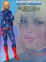 Alpha Woman by Doctor-Robo