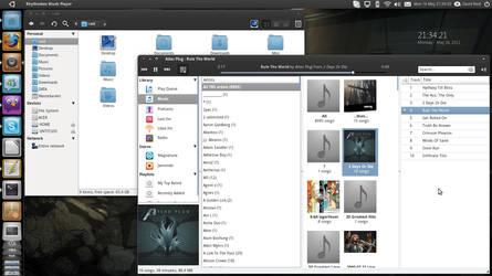 Rhythm-e - My Desktop 16-05-11 by DavidRaid