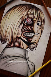 you mad Armin? by DoreiShounen