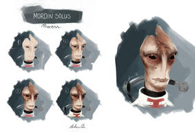 Mordin's Process by rea-442b