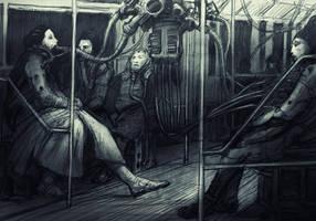metro by DarkEnter