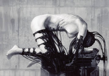 cyberakt by DarkEnter