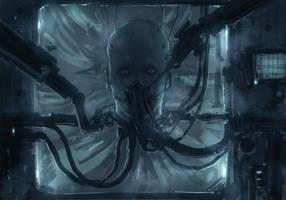in a shadow of the cyberpunk _03 by DarkEnter