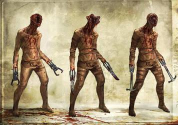 Monsters by DarkEnter