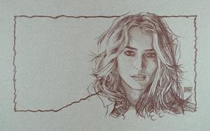 Portrait Art by canosard