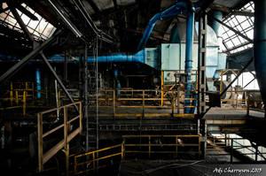 Old coal mine by adi-cherryson