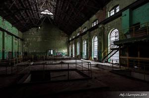 Compagnie d'Electricite de Varsovie by adi-cherryson