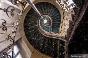 Escher stairs by adi-cherryson
