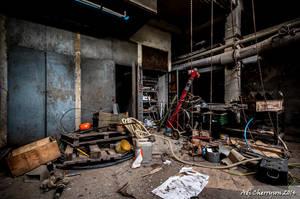Industrial mess by adi-cherryson