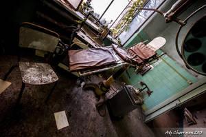 The Asylum by adi-cherryson