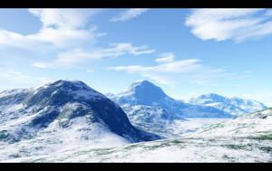 Artic Tundra by Lady-Trevelyan