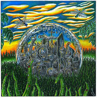 Under The Glass by bundleofblues