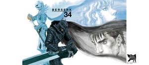 Gatsu Guts Berserk Griffith wallpaper by LalyKiasca