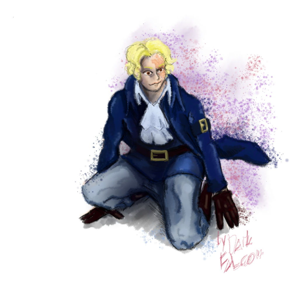 Sabo by DarkFalcon-Z