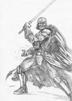 Darth Vader by lorkalt