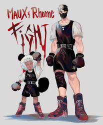 boxing club by AppleSeries