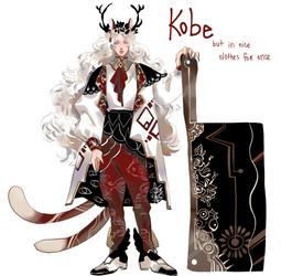 Mr Kobe Sir by AppleSeries