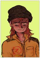 kazuichi souda by luuun