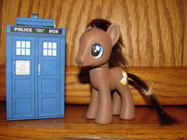 Doctor Whooves Custom by NocturnalEquine
