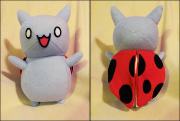 Catbug by NocturnalEquine