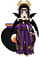 TSY-Lilithmon by Minty-Tiia