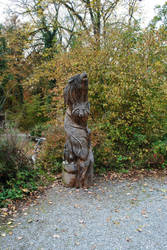 Totem by Glasseelenwolf