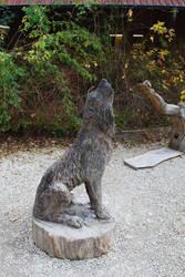 Sculpture by Glasseelenwolf