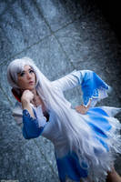 Weiss Schnee in the Limelight by HollyGloha